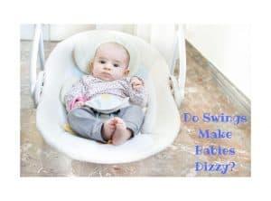 Do Swings Make Babies Dizzy