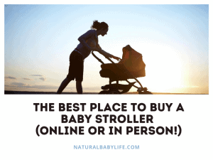 The Best place to buy a baby stroller (online or in person!)